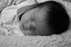 Photographe de bébé Le L'habit
